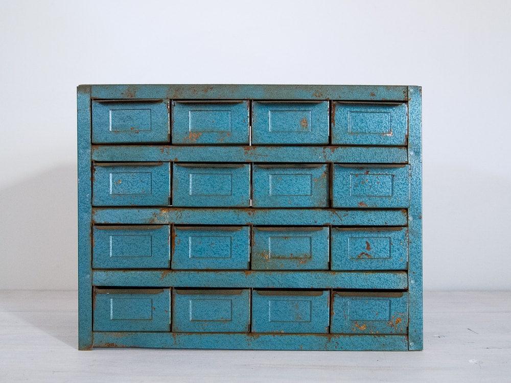 Vintage Storage Cabinet 13