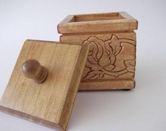 FREE SHIPPING!  Jewelry Box - Treasure box - Keepsake Box