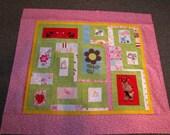 Baby Quilt...Custom Order for IlaOdessa
