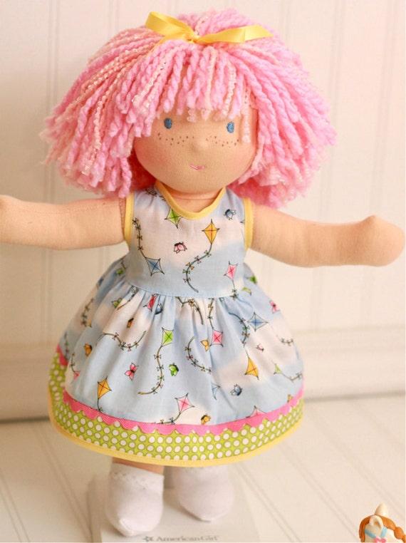 Waldorf Inspired Doll by Jemilynndolls