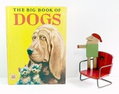 The Big Book of Dogs Vintage Illustrated larger size book