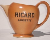 Ceramic Pitcher Ricard
