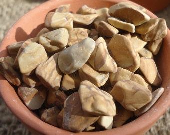 1 lb. Bean Pebble-Wood Stone