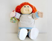 vintage 1984 cabbage patch doll : Edna Patience