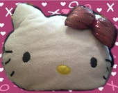 PATTERN - Inspired Hello Kitty Pillow
