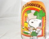 Vintage Snoopy Cookie Jar
