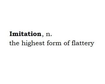Flattery | Etsy