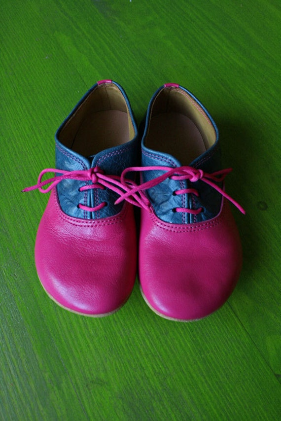 Machado Shoes Unique Oxford Shoes Made With A Very Soft