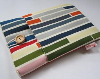 eReader Kindle Case - Multi Stripe