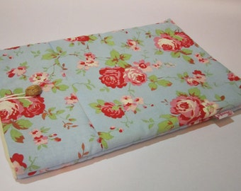 "13"" Macbook Laptop Case - Floral"