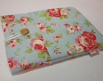 iPad Case - Blue Floral