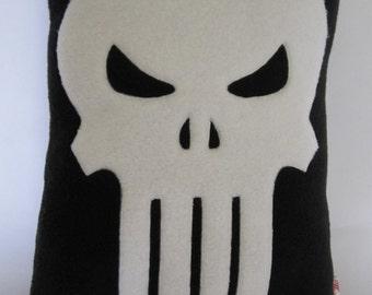 The Punisher Logo Cushion