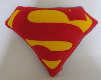 Superman Logo Cushion