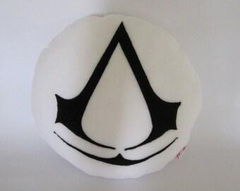 Assassin's Creed Logo Cushion