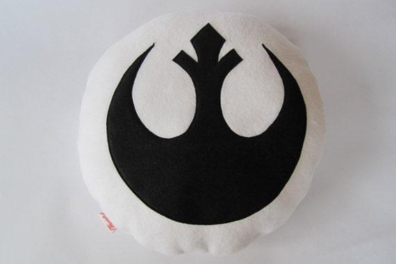 Star Wars Themed Cushion - Rebel