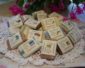 6 pack of 1 oz. Handmade Soap, SAVE on Price and Shipping