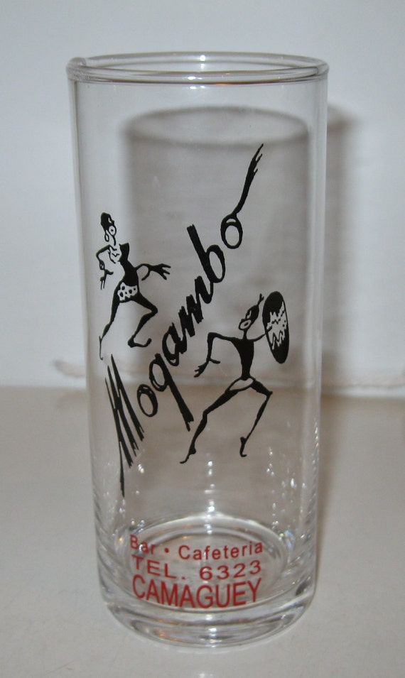 Cuban Highball Glass
