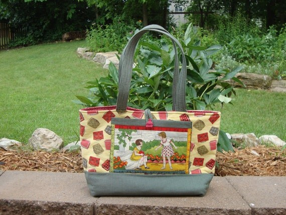 Teacher's tote bag