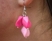 Rockin' Pink Earrings