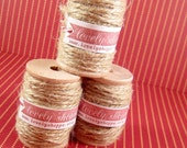 10 Yards of Rustic Jute Twine