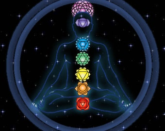Chakra Tarot Reading JPG of reading is included