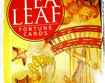 New Year 2016-48 Card Tea Leaf (VIDEO) reading which includes outlook for 12 month Plus Oracle cards JPG of reading is included