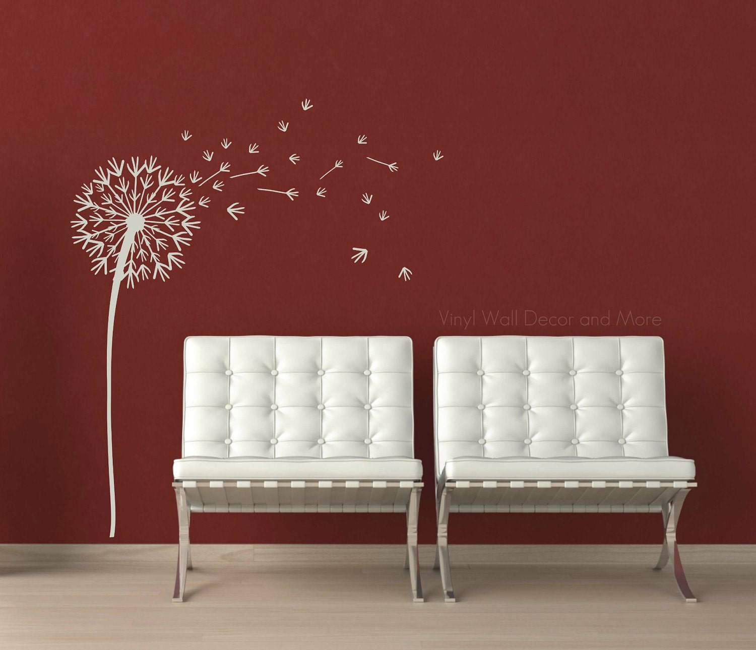 Dandelion wall decal zoom amipublicfo Images