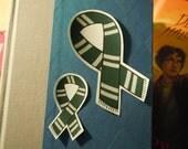 Harry Potter Slytherin Pride Sticker Set
