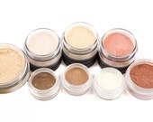 Mineral Makeup Kit - 10pc TRY IT - Customize Free