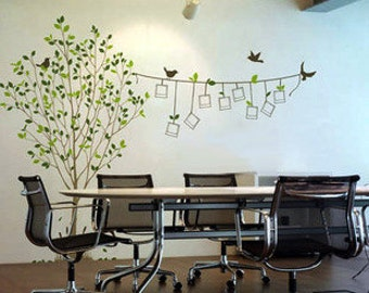 Vinyl wall decals wall stickers Tree  wall decals-Tree of life