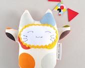 Happy Kat plush