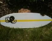18 inch Surfboard Hawaiian Wall Art Decor