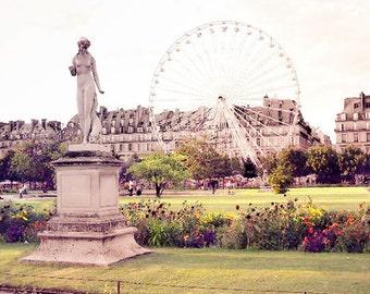 Paris Photography, Pink Paris, Paris Garden, Romantic Paris, Jardin des Tuileries