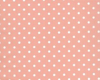 Japanese Cotton Fabric - Polka Dots - Half Yard