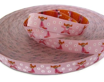 PUPPIges Woven Ribbon - 1 Yard
