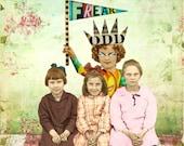 Fly Your Freak Flag - Blank Card