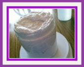 Sugar Plum Foaming Sugar Scrub