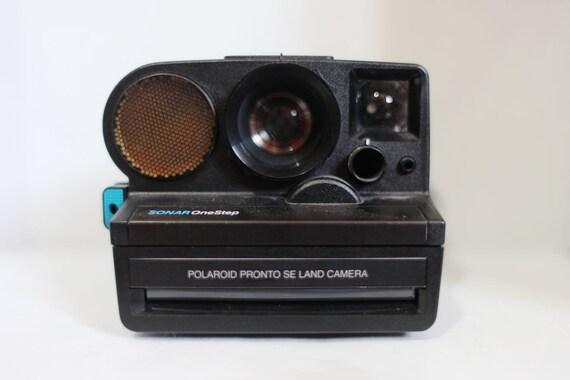 Vintage Polaroid Sonar OneStep Camera