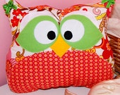 Katy - the Owl Pillow