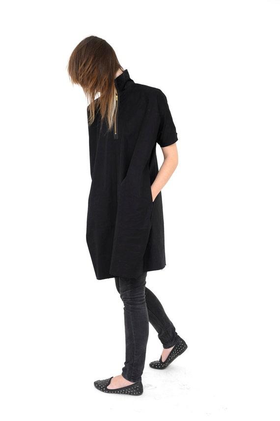 Black dress- Oversized