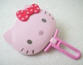 Swarovski Hello Kitty Mirror hand held or hands free