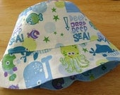 Toddler Boys Reversible Bucket Hat
