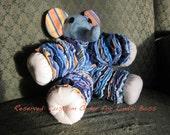 RESERVED: blue yo-yo elephant