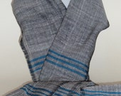 Woven scarf from Ethiopia