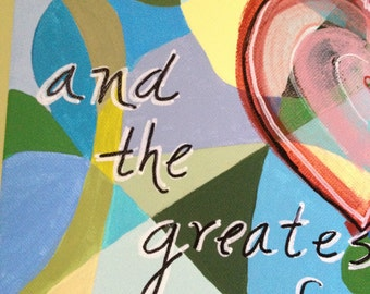 Greatest is Love
