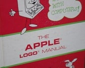 The Apple Logo Manual..1985..Kids Working With Computers