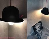 Bowler Hat Suspension Light
