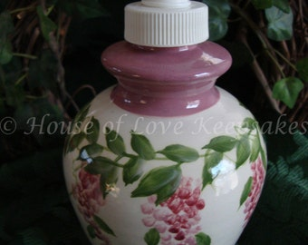 JARDINIERE inspired PUMP Dispenser in PINK