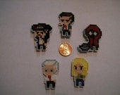 Deadly Premonition Magnets or Pins
