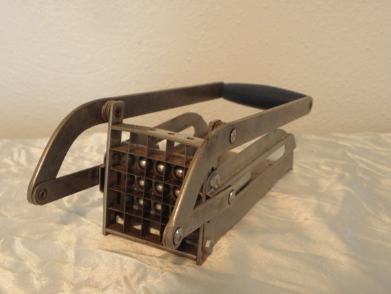 1940s French Fry Press